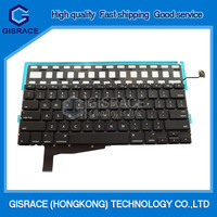 "Wholesale New US Keyboard With LED Backlight For Macbook Pro 15"" A1286 Keyboard 2008"