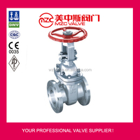 150LB Flanged Stainless Steel Gate Valves Industrial Valves