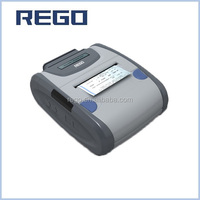 smartphone adhesive sticker/label thermal receipt printer with linux driver card reader