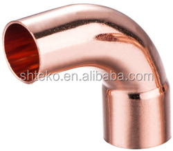 90 Degree Copper Elbow FTG x C