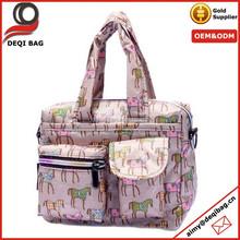 Fashion horse full printing Handbag Satchel Tote Bag