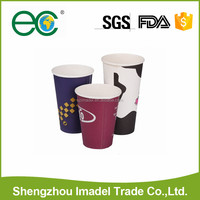 Hot sale disposable tea cups and saucers