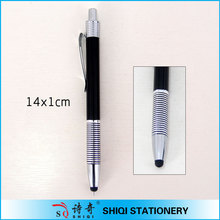 metal clip stylus pen for tablet and touch screen
