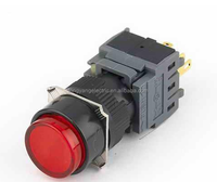25MM 120V Magnetic Push Button Switch With PCB Mount