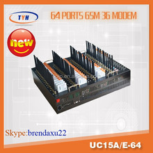 quectel UC15E usb gsm low price usb 64 port 3g modem bulk sms pool