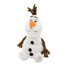 30cm Olaf Playset Toy Plush Soft Stuff Snowman Frozen Doll