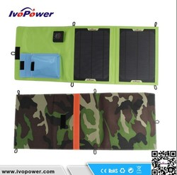 Special offer foldable solar charger Ivopower portable solar panel manufacturers in gujarat rajkot