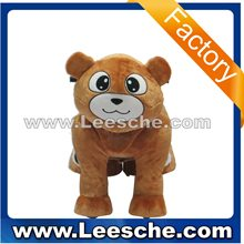 coin operated kiddy walking animal rides kids amusement rides for sale