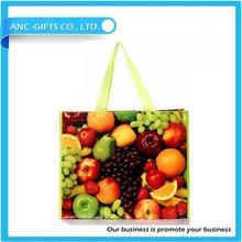 Latest Popular widely used laminated shopping bag pp nonwoven bag promotional custom logo bag