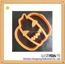 Trade Assurance Supplier Fried Egg Cooker, Silicone Egg Mold, Halloween Pumpkin