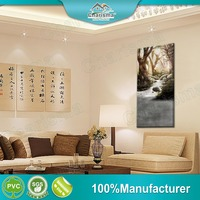 Decorative Personality 3D Painting Polyester Canvas Oil Frameless Paints Hot Sell