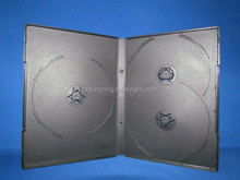 Professional Factory supplyPP Plastic Clear DVD Box