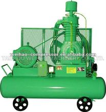 8 bar single stage 115 PSI air compressor for home use