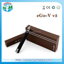 2014 wax/dry herb vaporizer pen with ego v v2 mega battery ego vv3