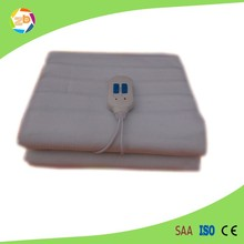electric blanket with timer
