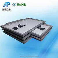 manufacturer 100w 18v mono. solar panel