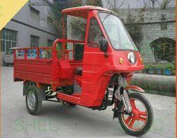 Motorcycle cargo 3 wheel trike chopper