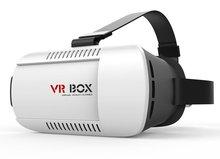 "2015 New Google cardboard new version VR BOX VR Glasses Virtual Reality 3D Glasses for 4.7"" - 6.0"" Smart Phone"