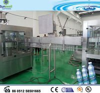 Automatic Natural/Mineral Spring Water Production Line