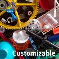 Piezas de plástico personalizada