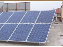 According to customer requirements set 6kw solar electricity home system