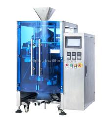 High speed automatic frozen dumpling/fish ball/meat ball/chicken packing machine