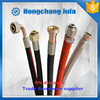 flexible industrial high pressure stainless steel braided hydraulic rubber hose