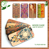 2015 OEM Mobile phone accessories wholesale custom for iphone 6 wood cover case,Mobile phone case for iphone6 real wood case