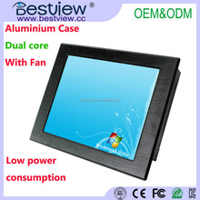 "Panel pc touch win ce touch screen industrial embedded panel pc 15"" X86 mini PC"