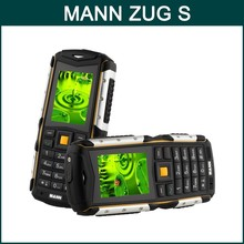 MANN ZUG S 2 Inch Screen IP67 Waterproof Shockproof Dustproof Rugged Phone Smartphone Cell Phone