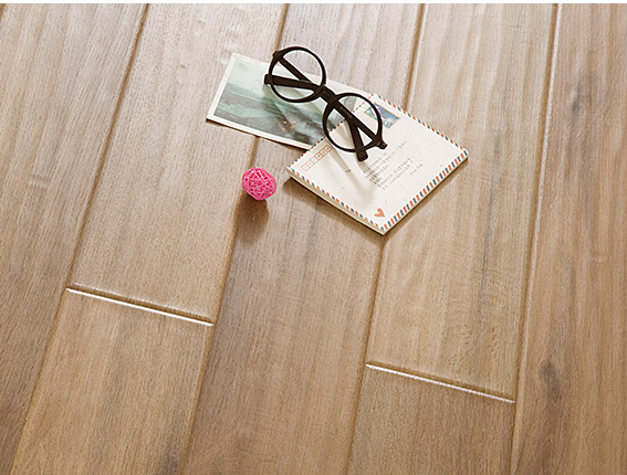 7mm 8mm Top Quality Laminate Flooring V Groove Tile Pattern