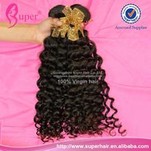 Nonprocessed raw virgin hair,european human hair extensions deep wave