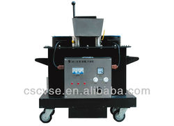 Manufacture 9000W power Stage Dry Ice smoke fog Machine / smoke fog machine / factory manufactured