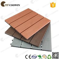 COOWIN Spring hot-sale popular decking tiles