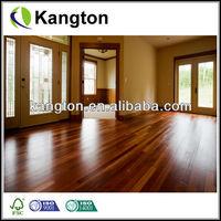 African exotic hardwood flooring