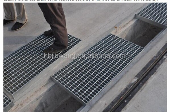 U Ditch Metal Grating U Channel Trench Drain Grating Buy