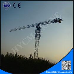 380m Rope length travelling jib crane