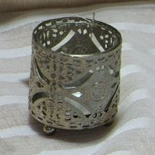 Reasonable Price Handmade Cross Votive Candle Holders