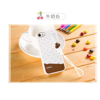 Fabitoo New arrvial silicone cartoon for iphone 5