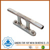 stainless steel mooring cleat Marine heavy duty cleat for marine boats yacht