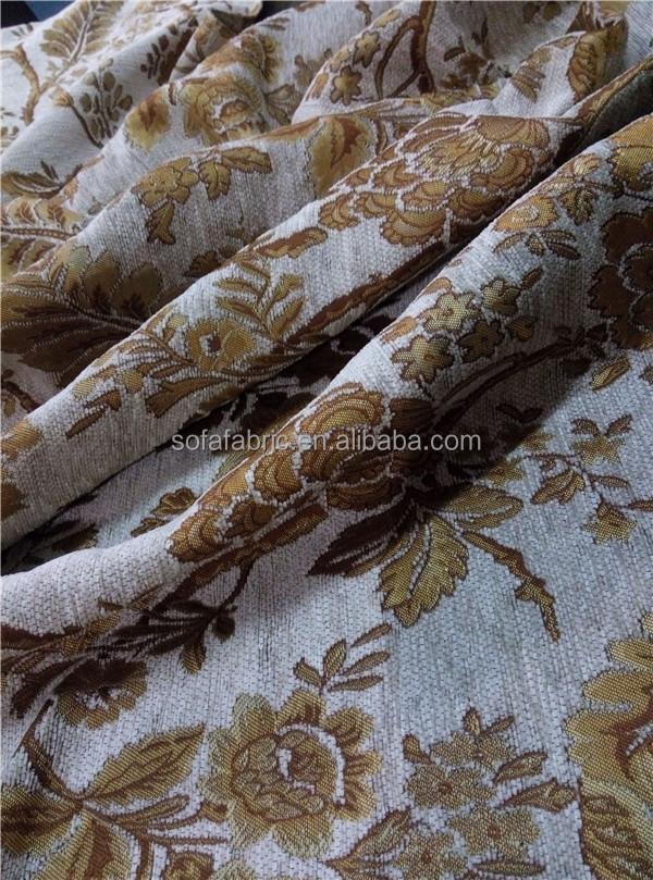 Jacquard Chenille Fabric For Sofa - Buy Chenille Jacquard Heavy Sofa