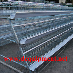 DINGTUO 3 Tiers And 4 Tiers Chicken Breeding Cage