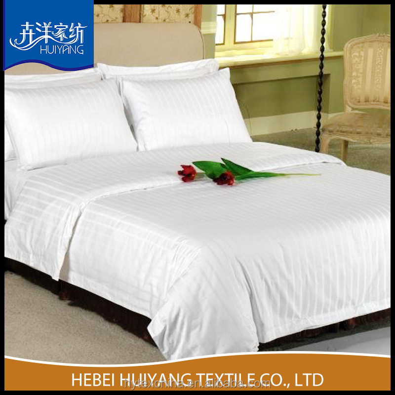 Used Hotel Cotton Bedding Set