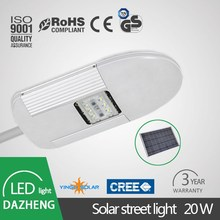 Customized High power solar led street light/ OEM factory in China High power solar led street light