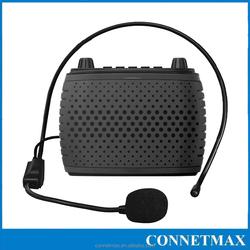 Loud Portable Voice Amplifier TS13 Rechargeable Audio Voice Amplifier Megaphone headset microphone Speaker Teach Sports Dance