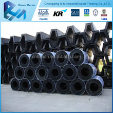 Cylinder Rubber Fender with High Quality and Excellent Performance