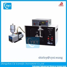 """Expanded Plasma Cleaning system with Digital Vacuum Gauge, 6""""Dx 6.5""""L Quartz Chamber, 13.56 Mhz, 30W max. - EQ-PDC-001-LD"""