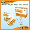 Malaria pv/pf test cassette with Accurate Result