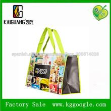 bolso de compras reciclable
