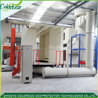 Spray Tanning Booths for Sale/Furniture Spray Booth Paint Booth